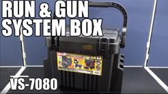 VS-7080システム収納動画